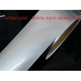 Zierstreifen 27 mm silber glänzend 300 RAL 9022