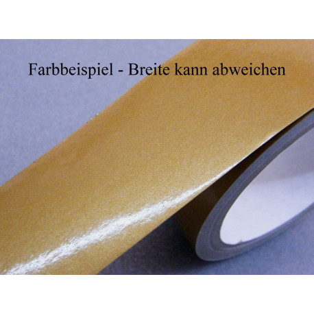 Zierstreifen gold glänzend 305