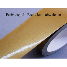 Zierstreifen 23 mm gold glänzend 305 RAL 1036