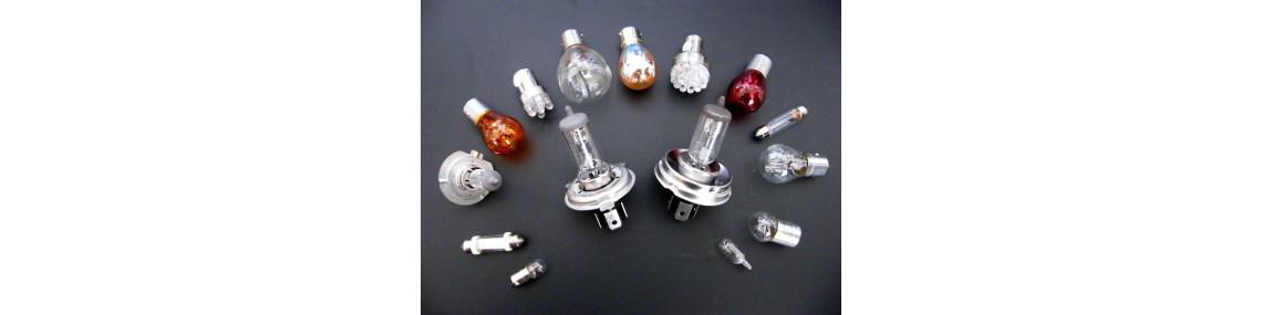 12 Volt Glühlampen und LEDs