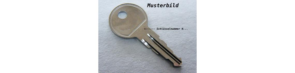 Thule Ersatzschlüssel